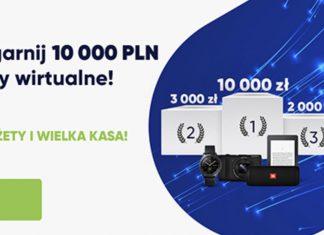 Forbet Wirtualne Sporty. 10000 PLN do wygrania!