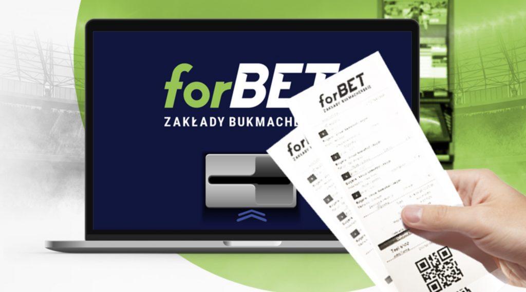 Forbet sprawdź kupon. Od teraz online!