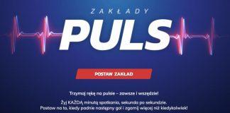 Zakłady PULS - nowość u bukmachera Etoto